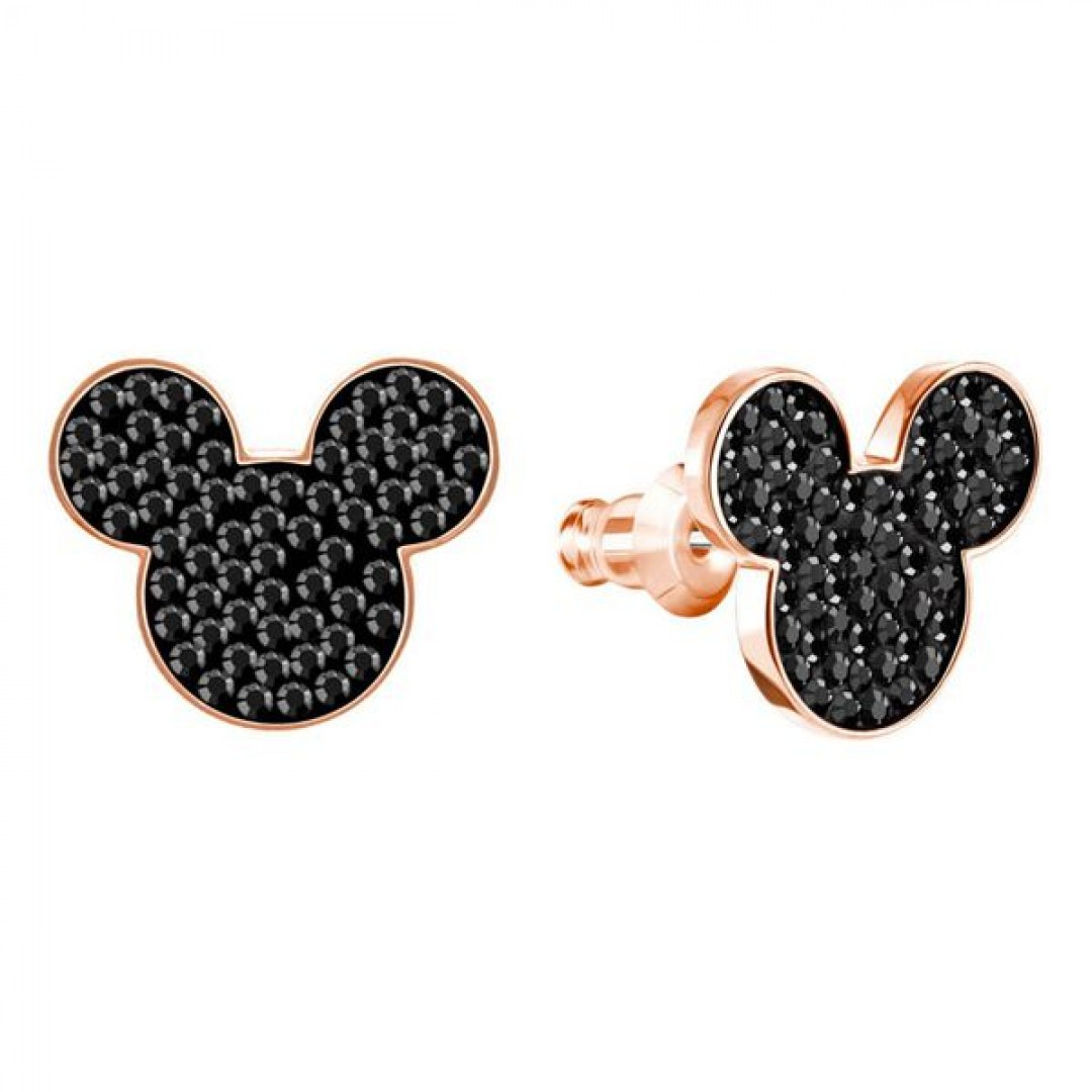 Brincos SWAROVSKI Mickey and Minnie