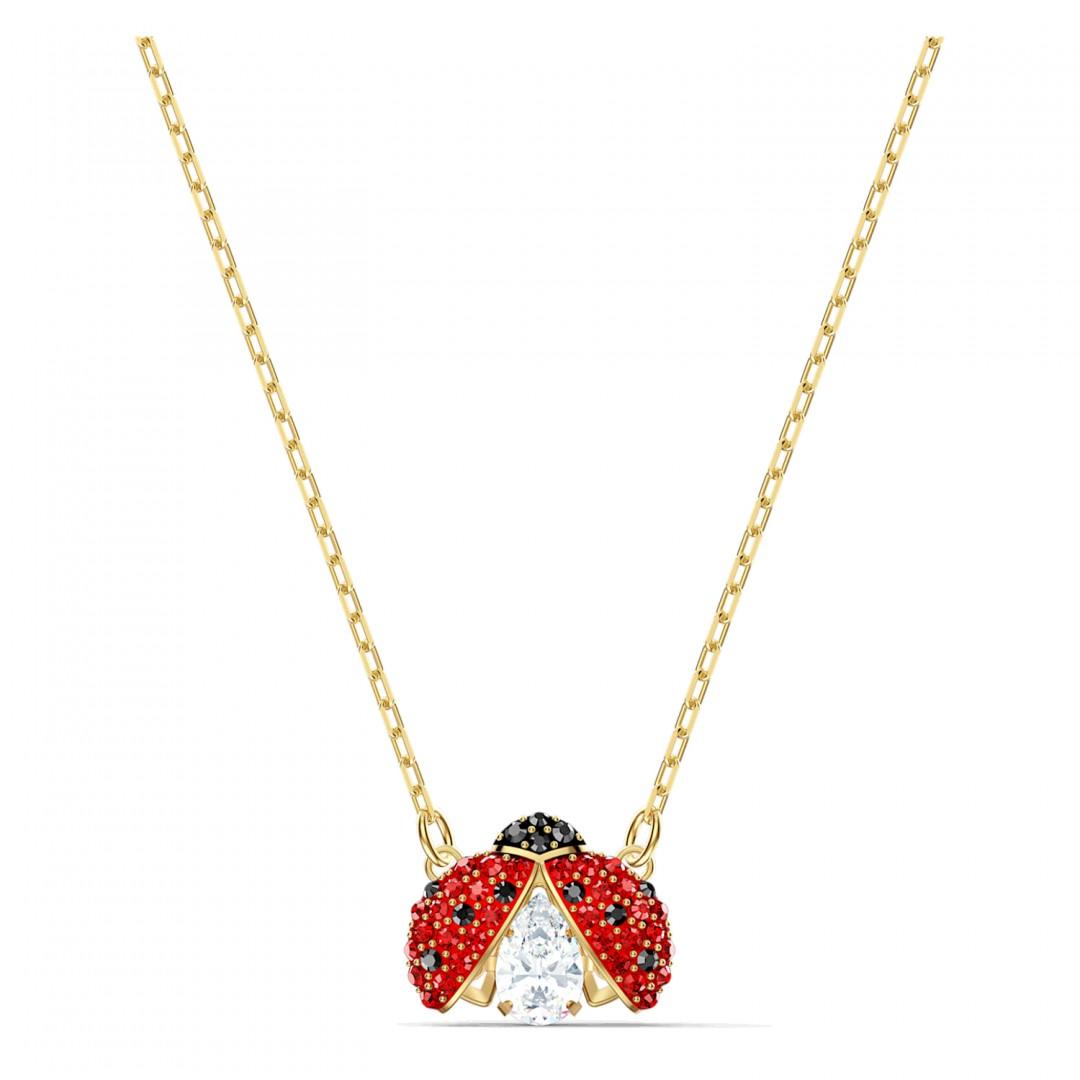 Colar SWAROVSKI Sparkling Dance Ladybug