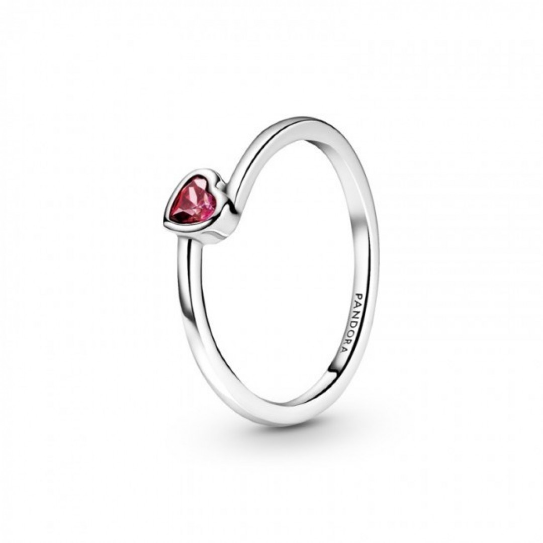 Anel PANDORA Red Heart