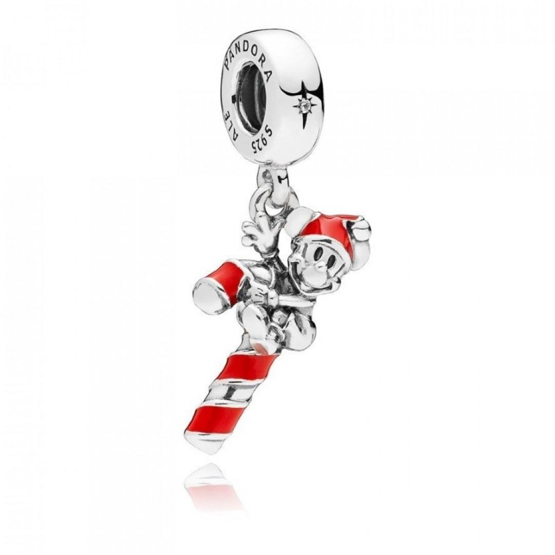 Conta PANDORA Disney Santa Mickey's 797500EN09