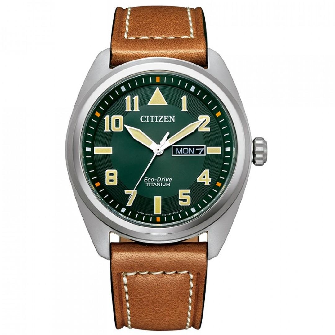 Relógio CITIZEN Super Titanium Eco-Drive BM8560-11X
