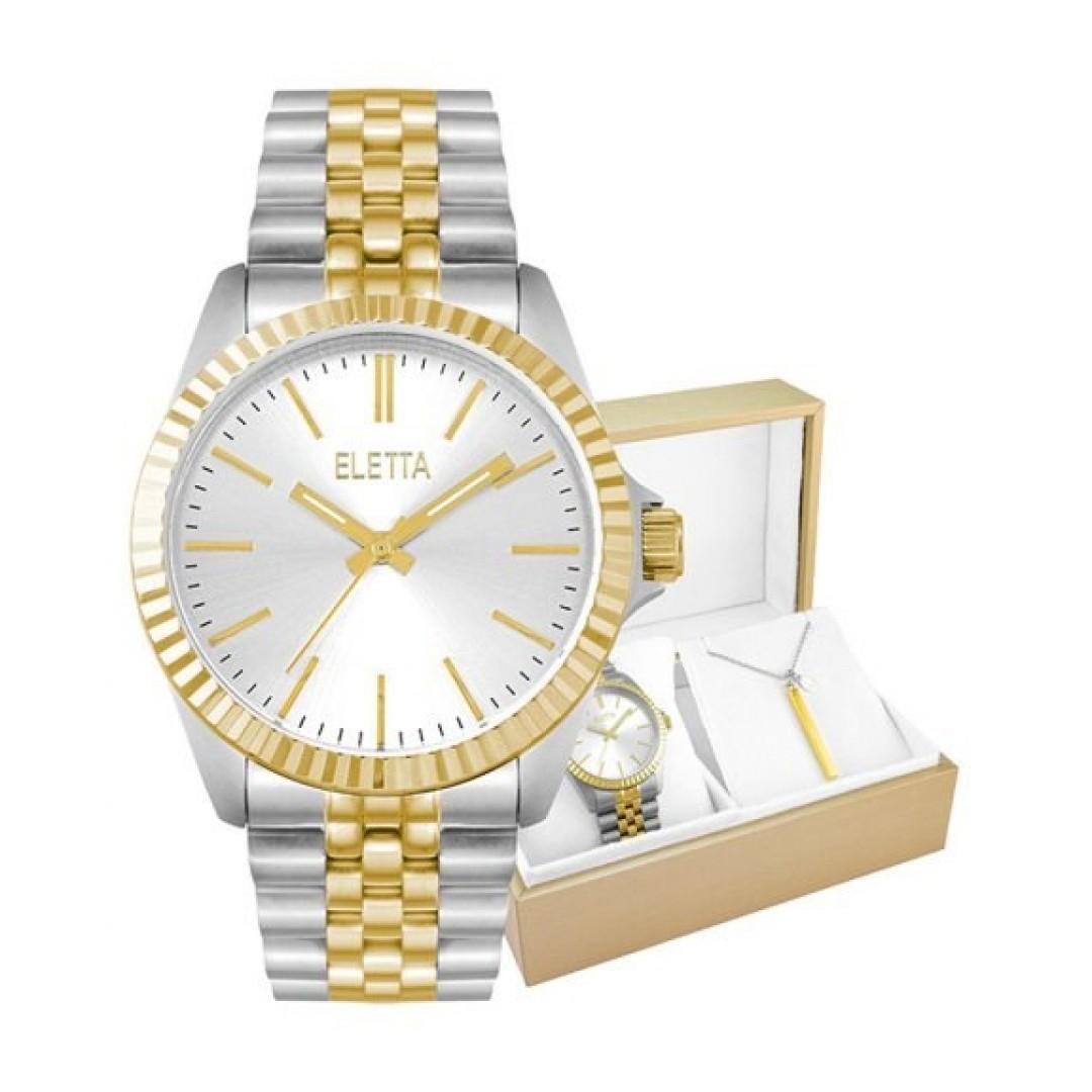 Relógio ELETTA Crown Gift Set