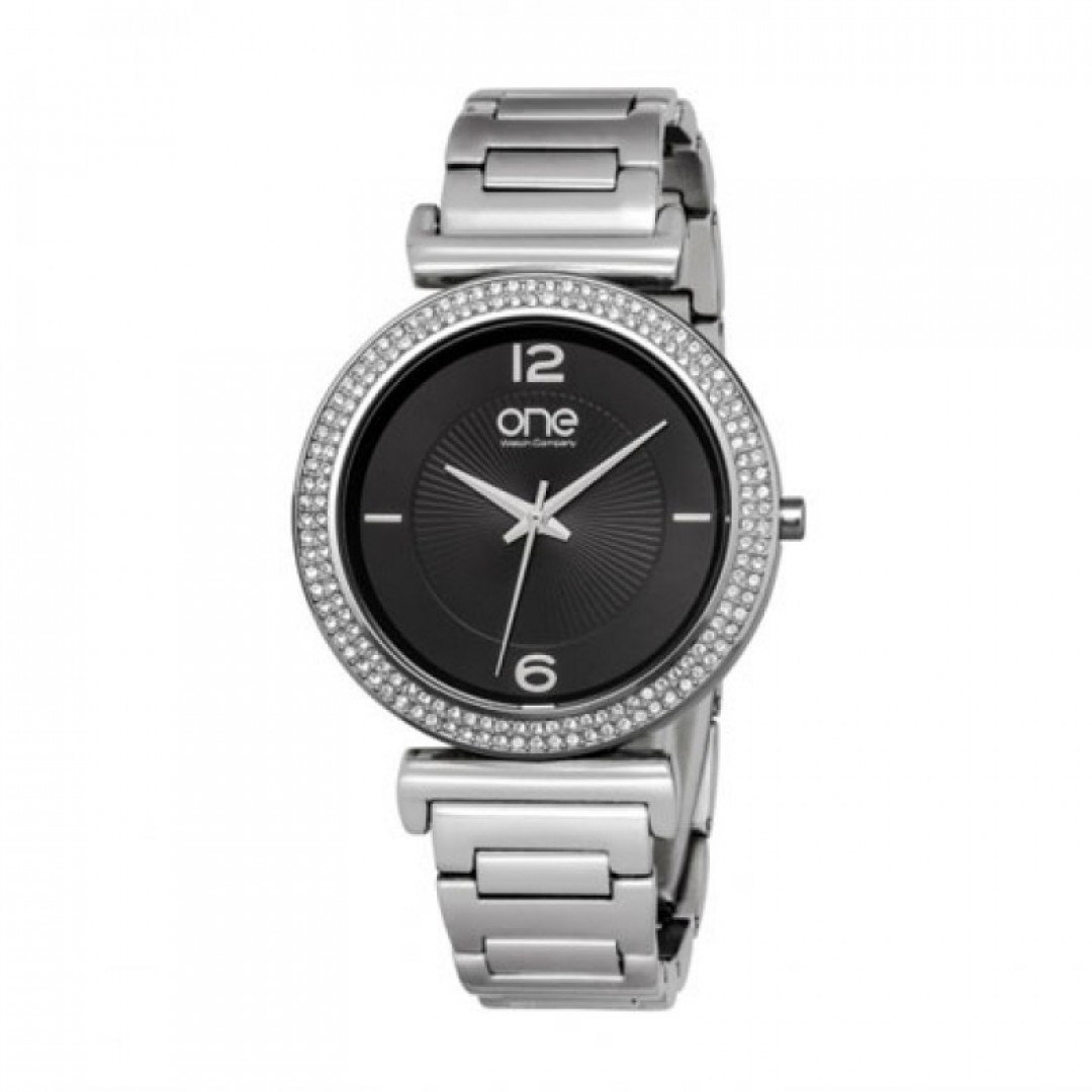 Relógio ONE Delight Black Box