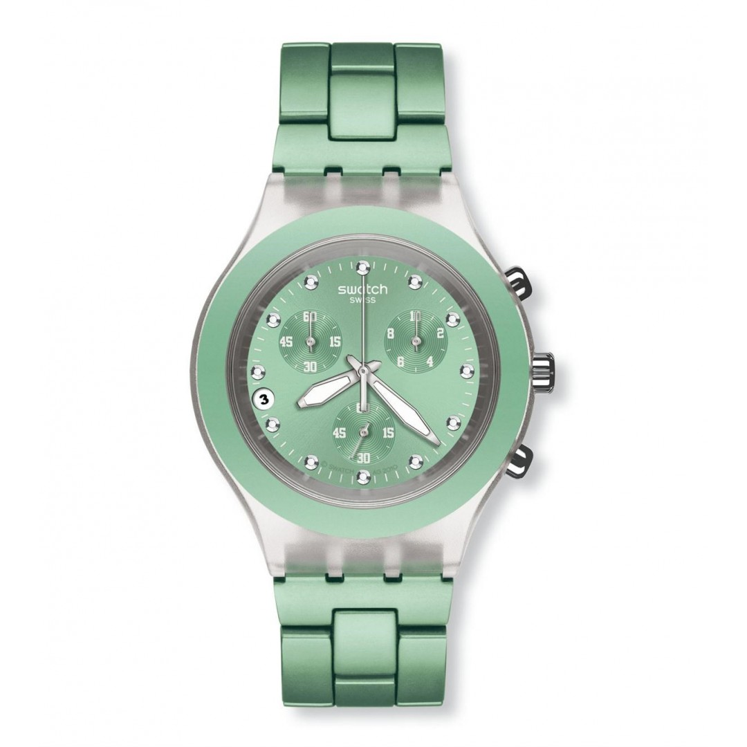 Relógio SWATCH Full Blooded Mint