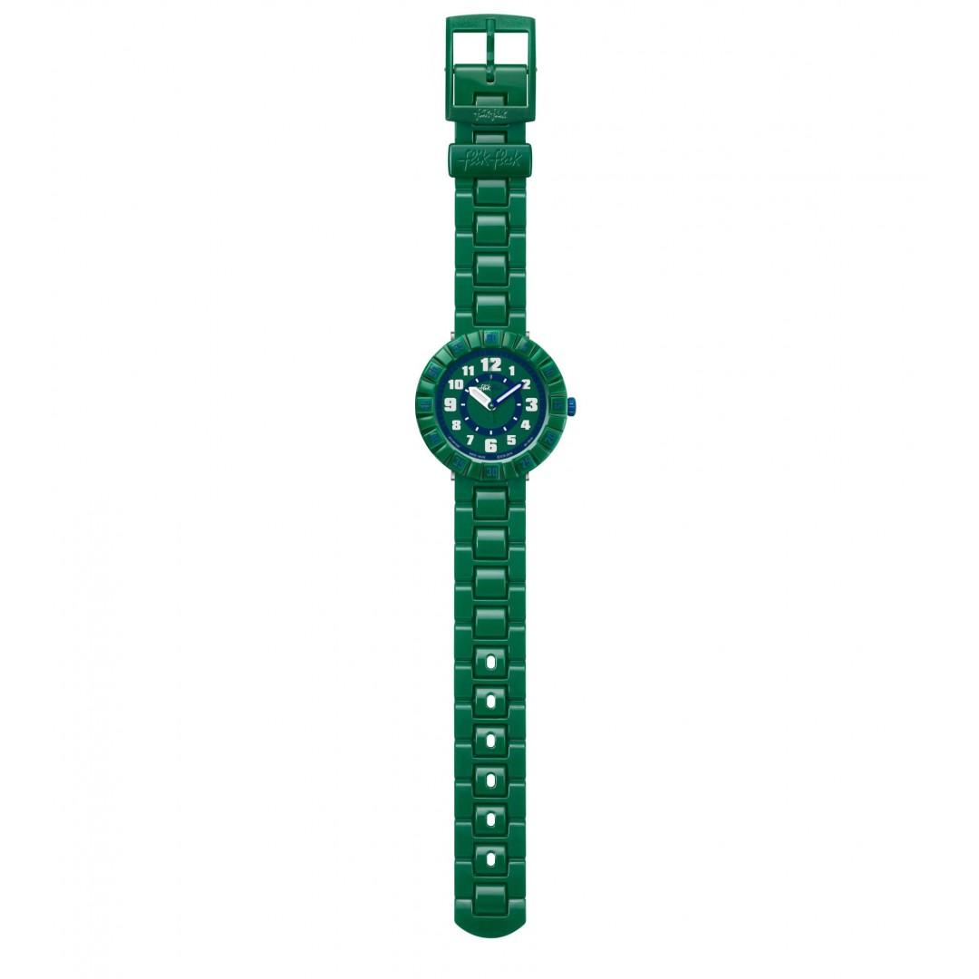 Relógio FLIK FLAK Seriously Green