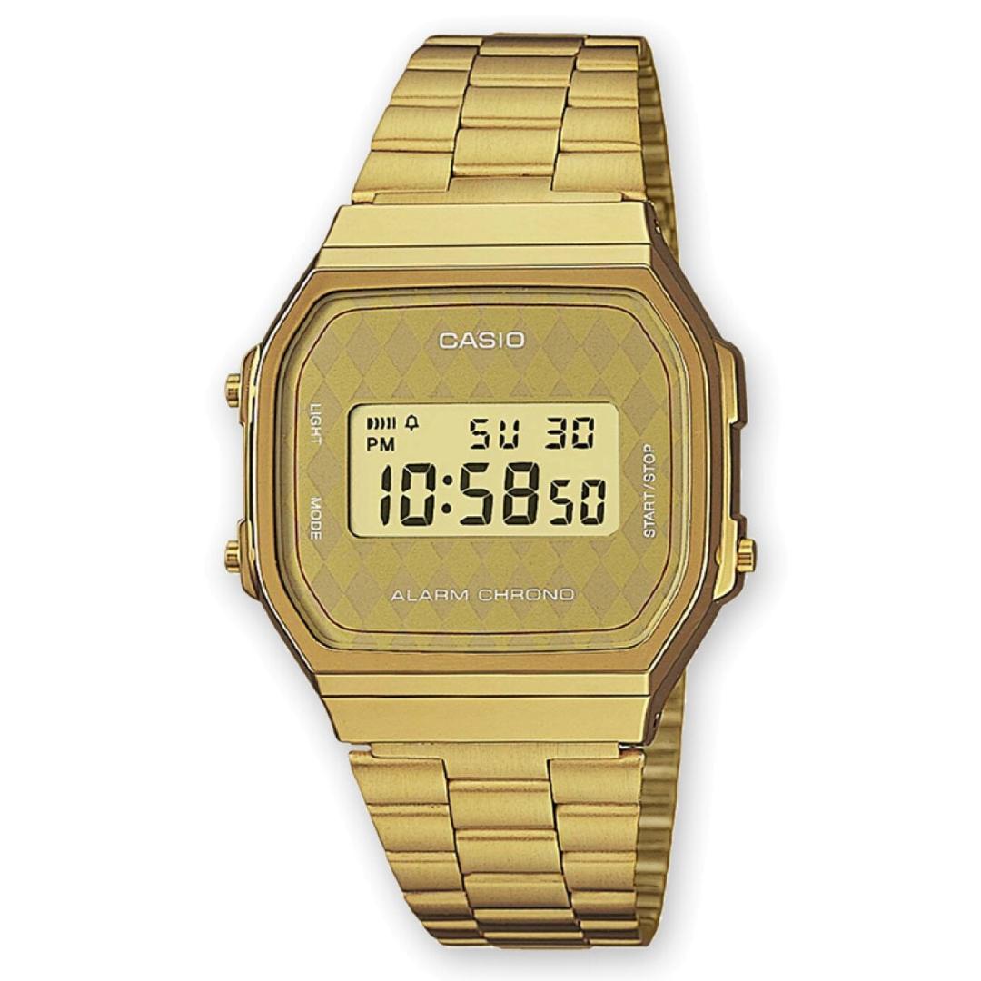 Relógio CASIO Collection Vintage A168WG-9BWEF