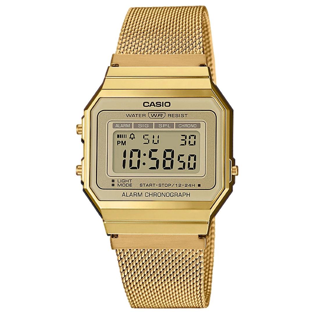 Relógio CASIO Collection Vintage Slim A700WEMG-9AEF