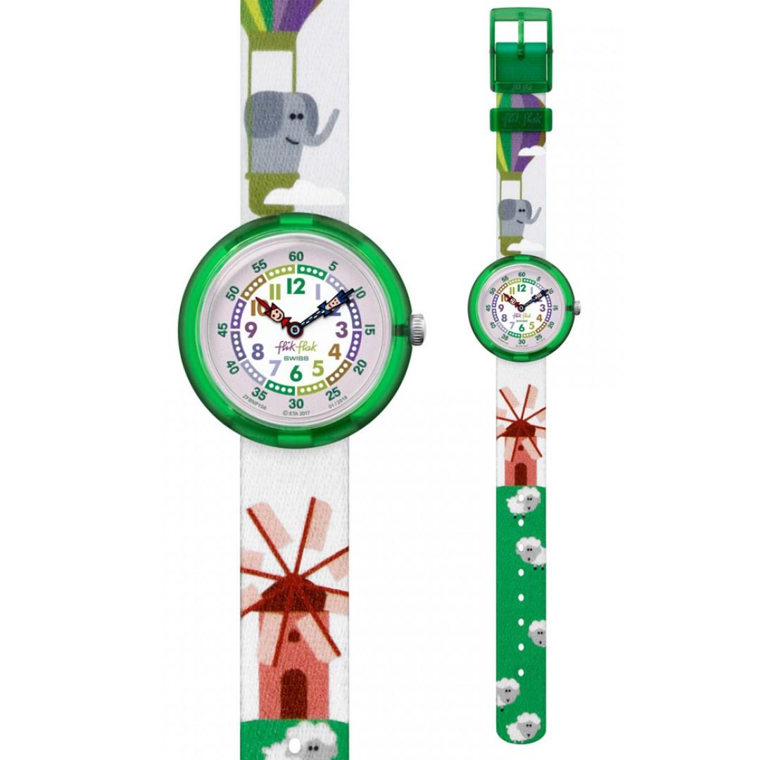 Relógio FLIK FLAK Baloofant