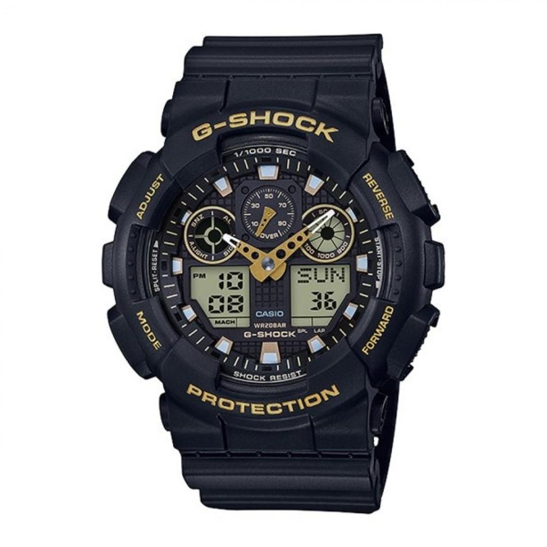 Relógio CASIO G-Shock Classic Black and Gold