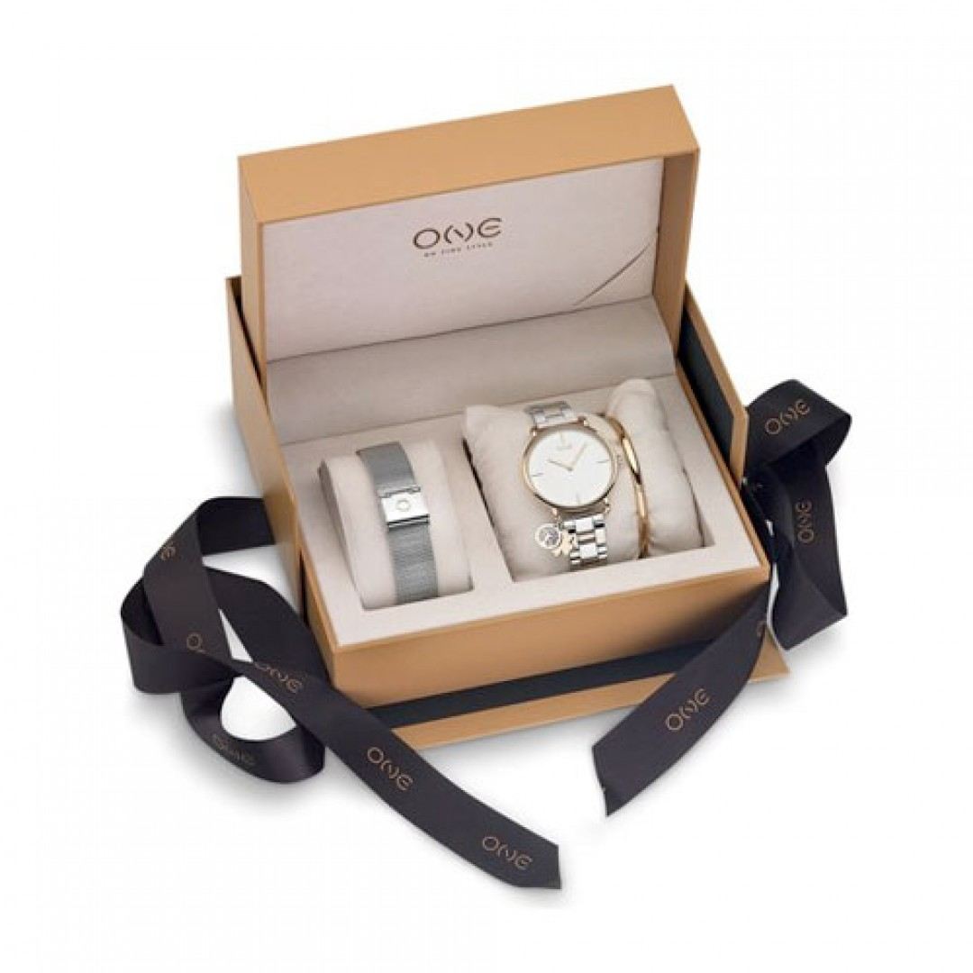 Relógio ONE Energy Box