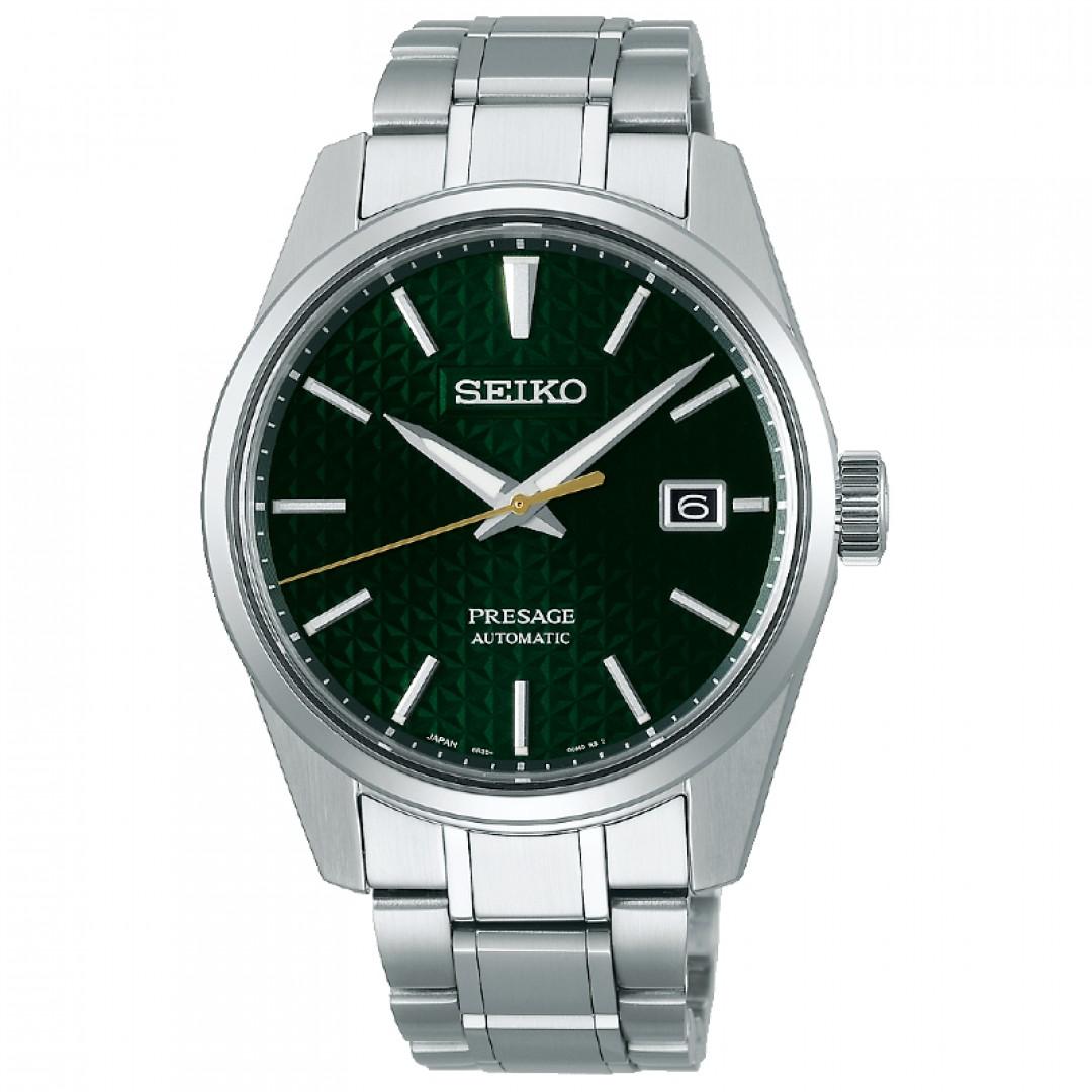Relógio SEIKO Presage Sharp Edged SPB169J1
