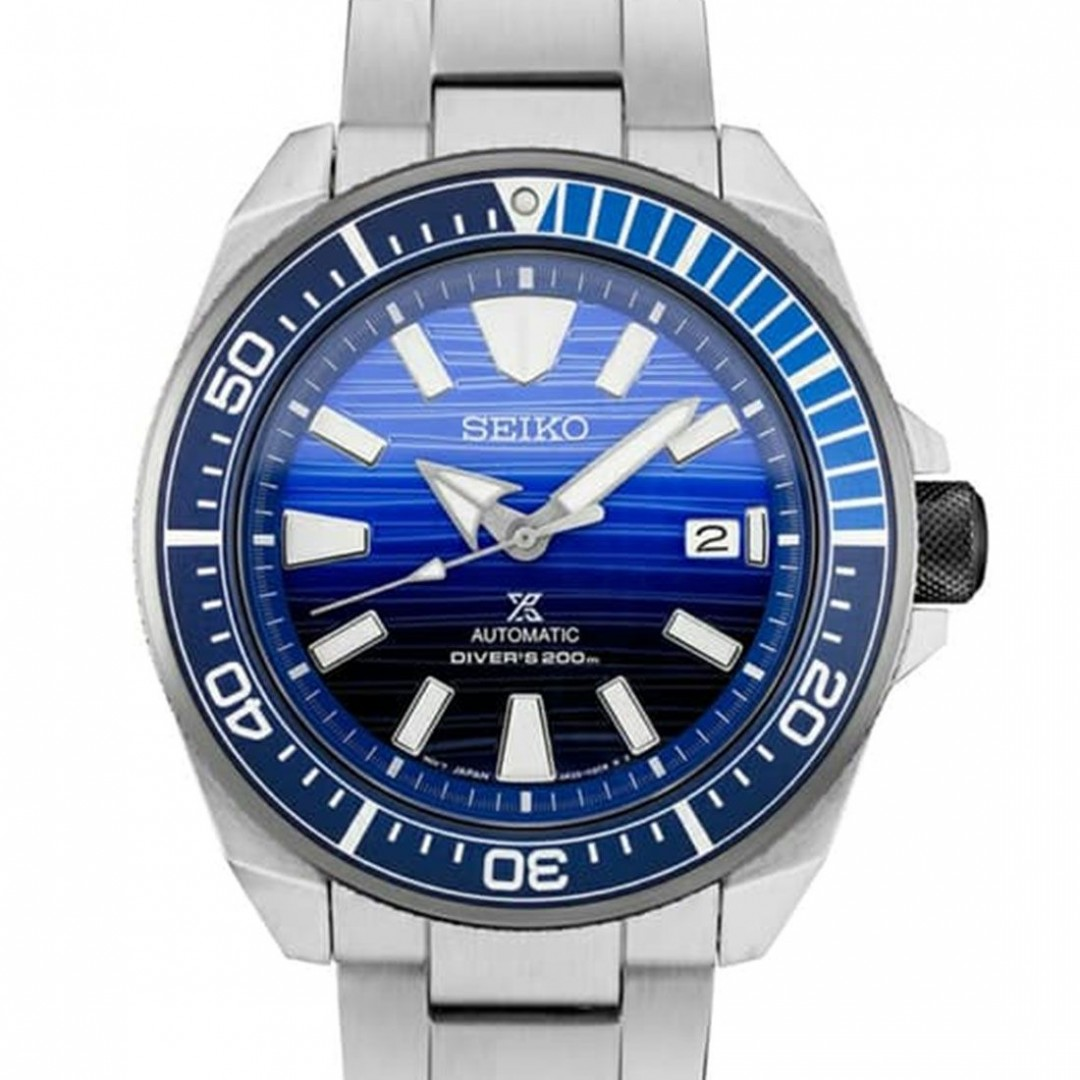 Relógio SEIKO Prospex Save The Ocean